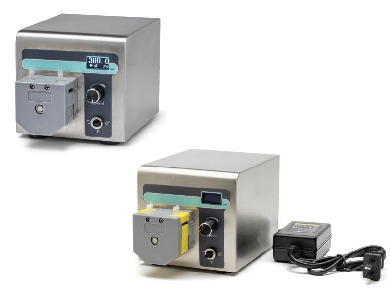 Precision-Peristaltic-Pump-LAB-1001-Single-and-Dual-Head