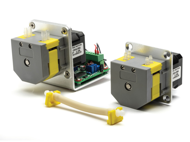 Precision-Peristaltic-Pump-OEM-PP-101-SM-DCDR-With-Controller