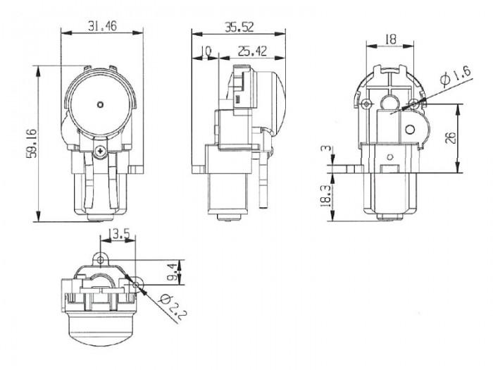 Peristaltic-Pump-SP-1-Drawing-View1